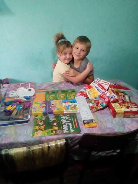 Donacija za porodicu Živanović 1