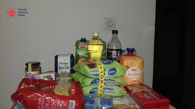Hrana za porodicu Popadić 3