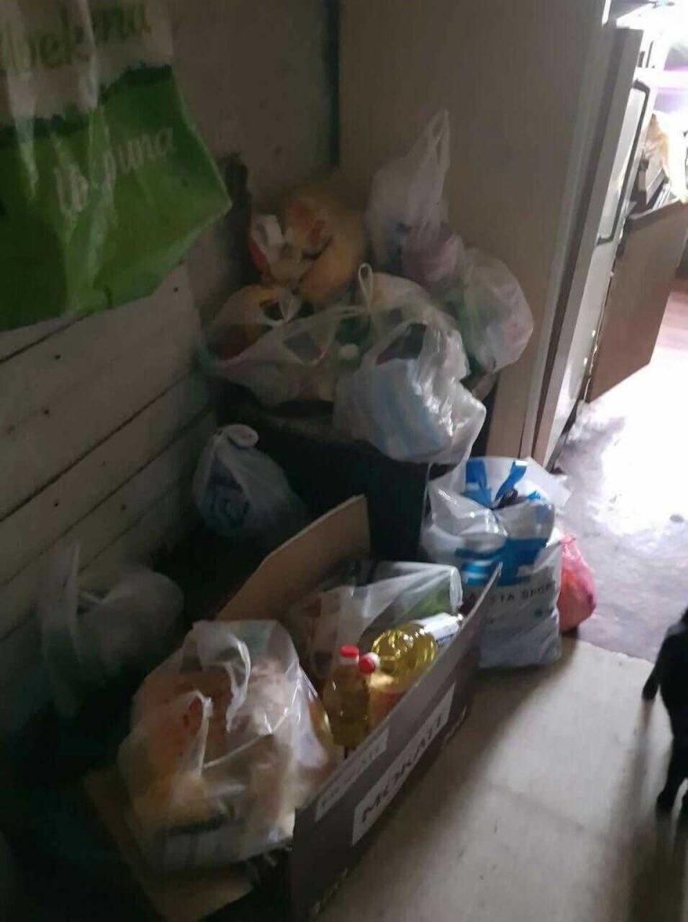 Donacija prehrambrenih proizvoda porodici Kostić 4