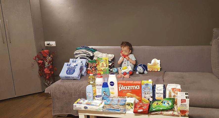 Hrana i kućna hemija Teodoru Stefanoviću 1