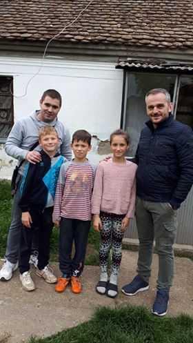 Donacija porodici Filimonović! 2