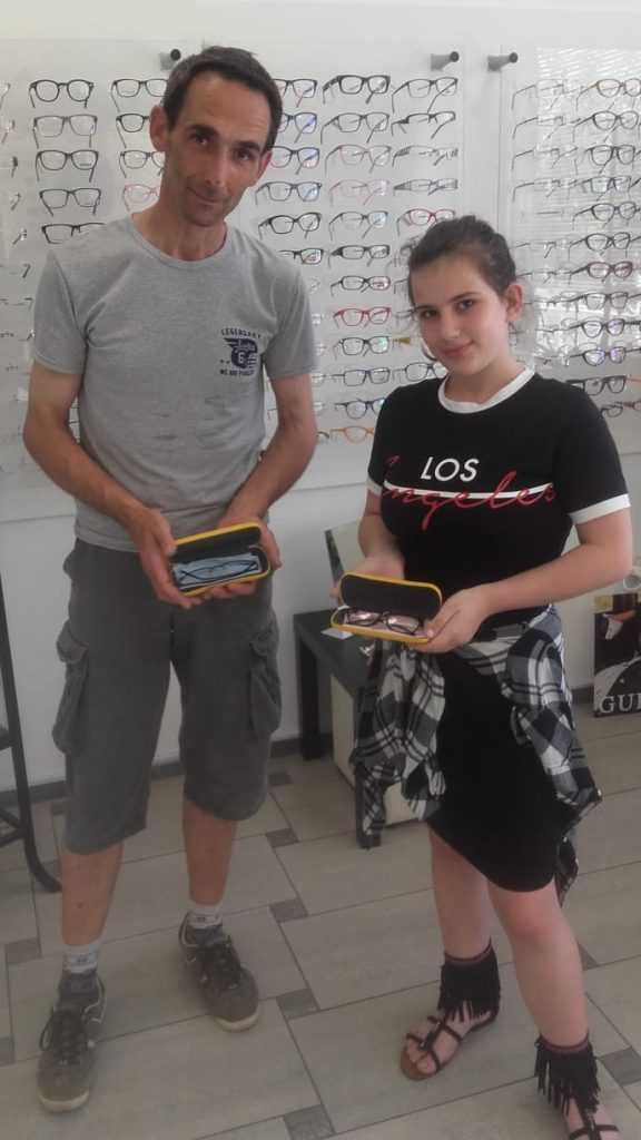 Naočare za Slobodana i Anđelu Urošević 1