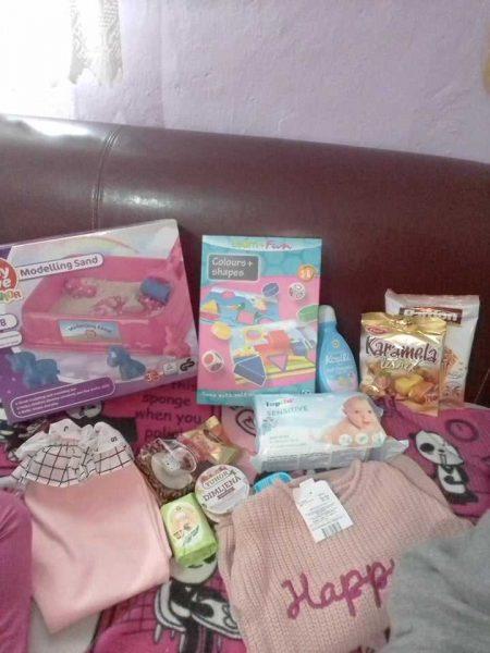 Donacija za više porodica 2
