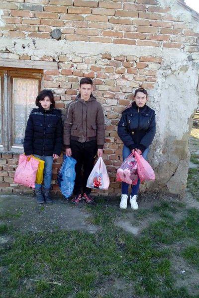 Donacije za porodicu Stančulj 1