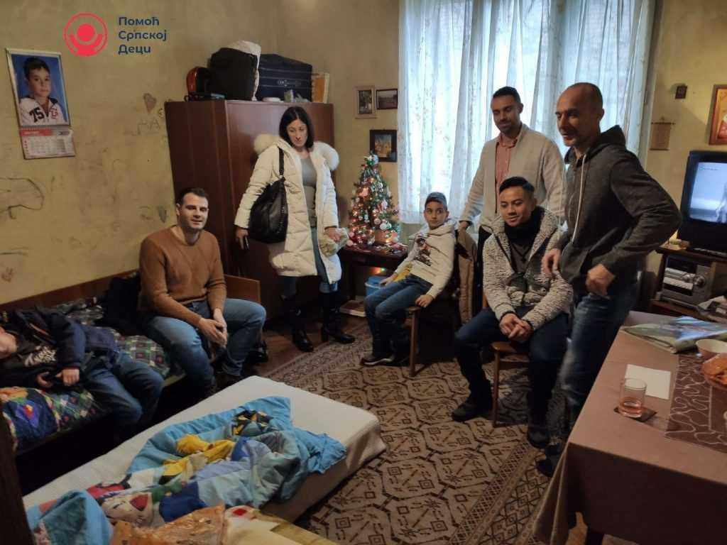 Donacija za porodicu Jovanović 3