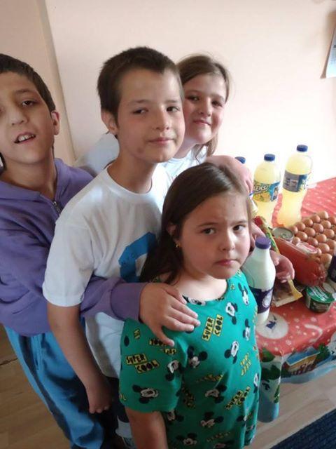 Namirnice za porodicu Ratković 1
