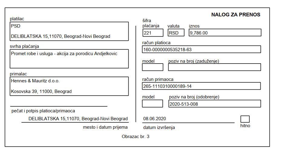 Odeća za  Lenku, Lolu i Lanu Anđelković 4