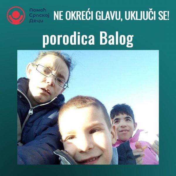 Porodica Balog 2
