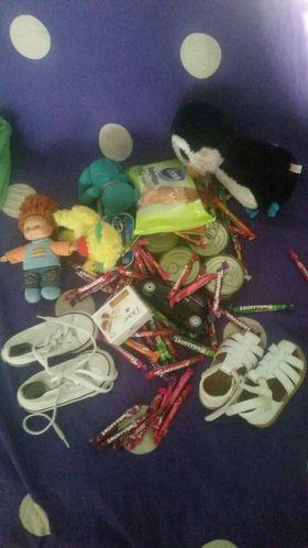 Donacija garderobe i igrački za porodicu Sokola 2