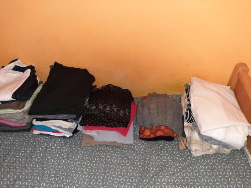 Clothing donation for the Magovac family 1