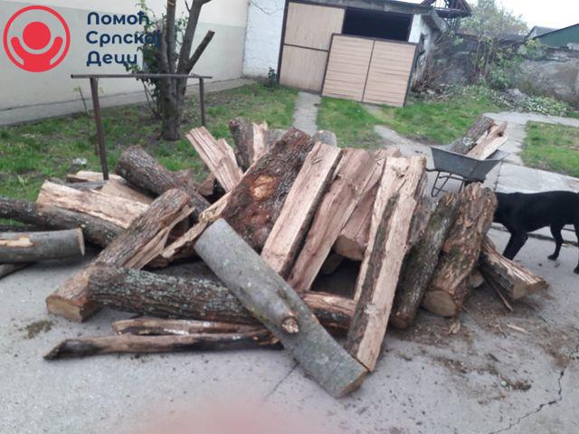 Kupovina ogreva za porodicu Martinović 2